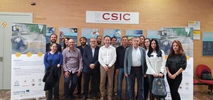 Takimi i Dytë i Komitetit Drejtues në Murcia, Spanjë