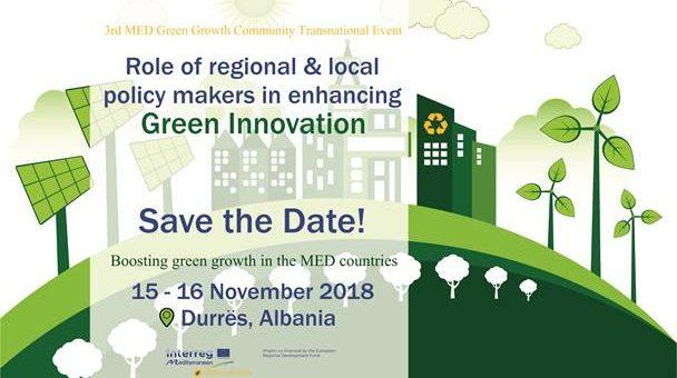 Eventi i tretë ndër-rajonal i komunitetit Interreg MED në Durrës